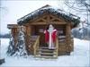 Новогодняя сказка-квест «Приключения Снеговика в Шуваловке»