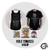 """Rolo Tomassi / Майка """"Набор Rolo Tomassi"""": футболка + майка + магнит + плакат + стикеры"""
