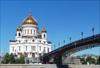 """Экскурсия """"Весь центр за час"""" (часовая речная экскурсия с гидом по центру Москвы)"""