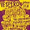 VESPERO / The Legendary Flower Punk